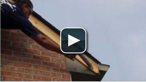 Custom Siding and Soffit Repair Video by ProMaster Cincinnati