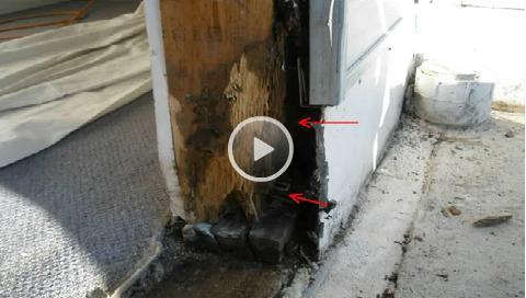 Door Frame Repair Promaster Cincinnati 513 724 0539